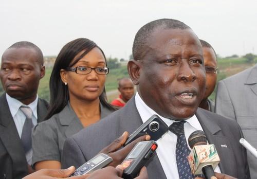 Pré-Campagne (Législatif) :Visite du Ministre CISSE Bacongo Ibrahim à Koumassi
